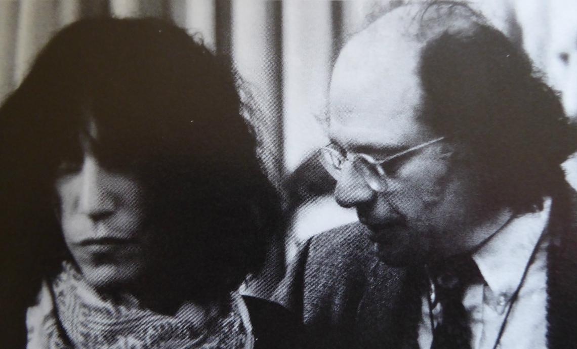 Patti og Ginsberg