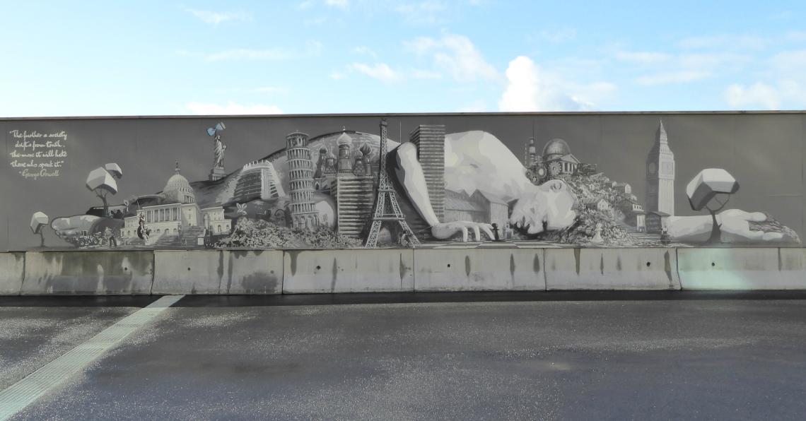 Wall 1b