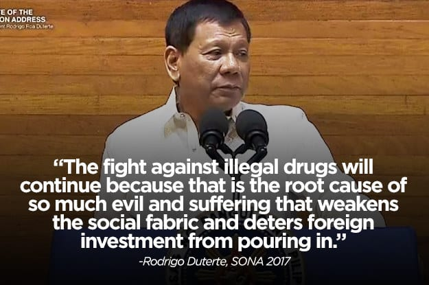 Duterte drug war