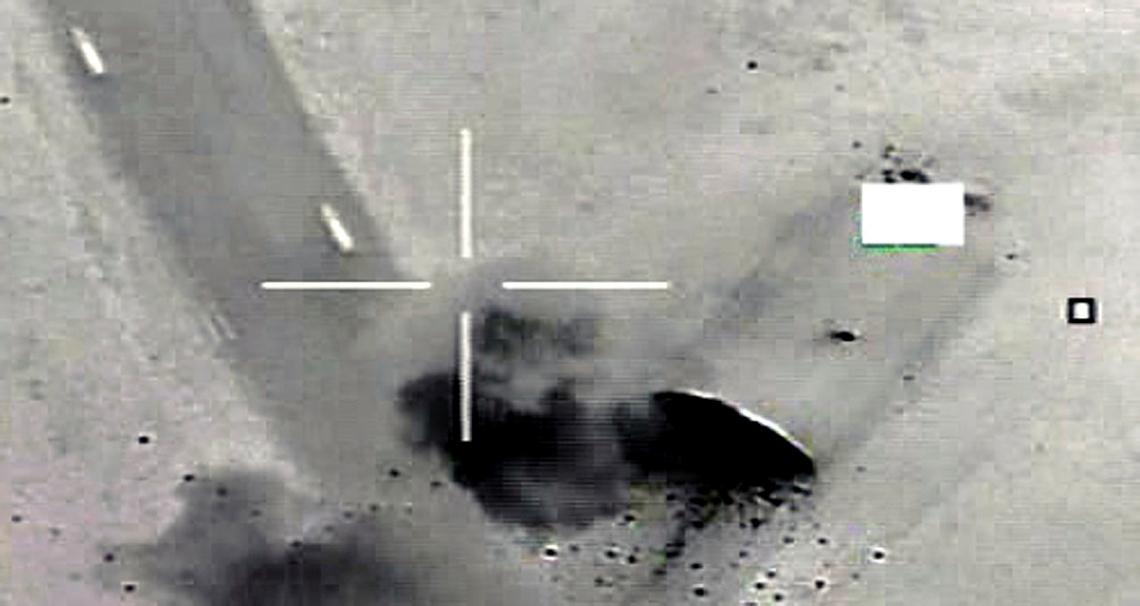 Bombing i Libya