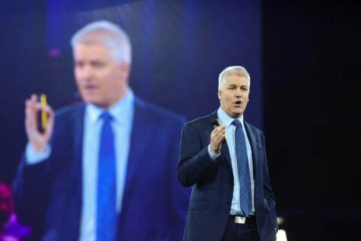 Øystein Dørum NHOs årskonferanse 2018