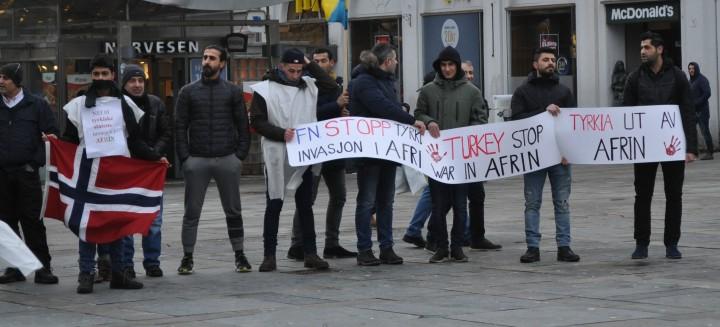 Kurdisatndemo