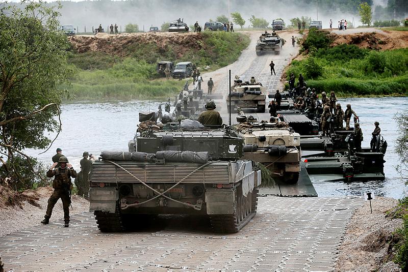 Telemark bataljon i Litauen.jpg