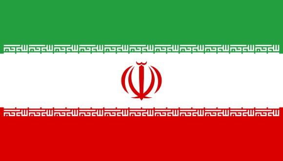 iransk flagg