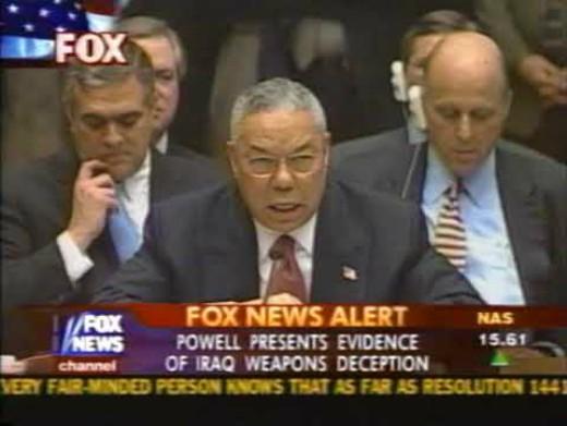 Colin Powell i FN 05022003