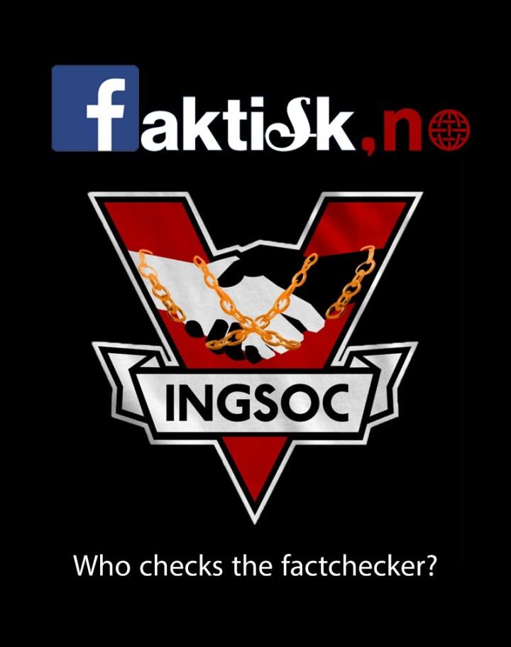 Who checks the Fact Checker