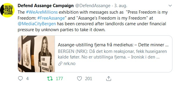 Defend Assange CAmpaign