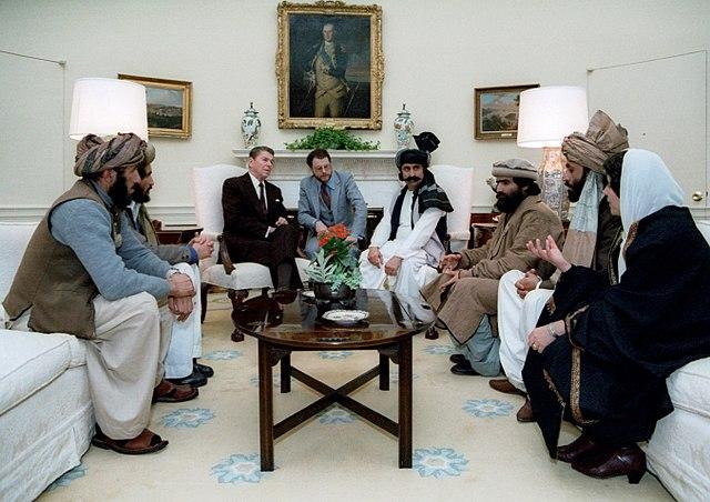 RR og Mujahedin