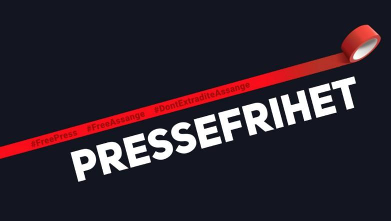 Pressefrihet liten